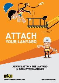 Andy Access - Attach your lanyard