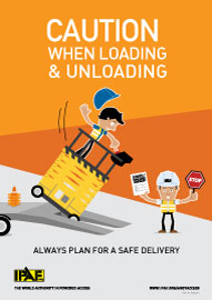Andy Access - Caution when loading & unloading
