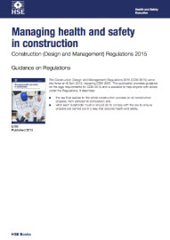 Managing Health & Safety in Construction